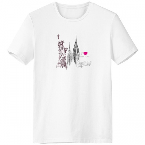 I love new york statue of liberty america country city for I love sports t shirt
