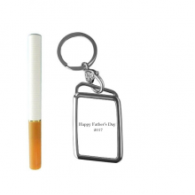 2017 Happy Father Day Festival Quote Cigarette Lighter USB Electric Arc Metal Flameless Rechargeable Windproof Lighter Gift