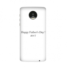 2017 Happy Father Day Festival Quote Motorola Moto Z / Z Force / Z2 Force Droid Magnetic Mods Phonecase Style Mod Gift