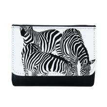 Simple Pintos Animal Multi-Function Faux Leather Wallet Card Purse Gift