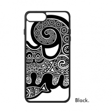 Black White Cat Fish Pattern For iPhone 7/7 Plus Cases Phonecase Apple Cover Case Gift