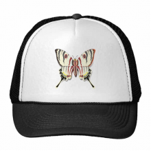 3D Chinese Butterfly Exaggerated Trucker Hat Baseball Cap Nylon Mesh Hat Cool Children Hat Adjustable Cap Gift