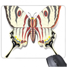 3D Chinese Butterfly Exaggerated Rectangle Non-Slip Rubber Mousepad Game Mouse Pad Gift
