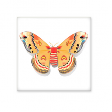 3D Chinese Butterfly in Orange colour Ceramic Bisque Tiles Bathroom Decor Kitchen Ceramic Tiles Wall Tiles