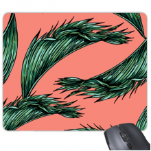 Flower Plant Leaf Pink Sky Happy Mouse Pad Non-Slip Rubber Mousepad Game Office