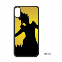 Thailand Shadow Buddhism Dancer iPhone XS Max iPhonecase Cover Apple Phone Case