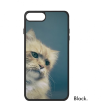 Animal Blue Cat Photograph Shoot For iPhone 7/7 Plus Cases Phonecase Apple Cover Case Gift