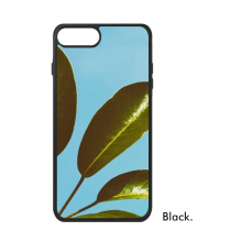 Blue Sky Leaf Plant Picture Nature For iPhone 7/7 Plus Cases Phonecase Apple Cover Case Gift