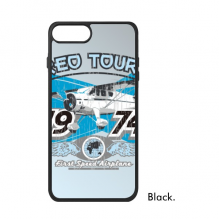1974 Plane Aereo Touring Pattern iPhone 7/7 Plus Cases iPhonecase Apple iPhone Cover Phone Case Gift
