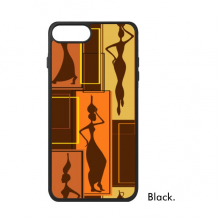 Africa Aboriginal Black Women Art Abstract iPhone 8/8 Plus Cases iPhonecase Apple iPhone Cover Phone Case Gift