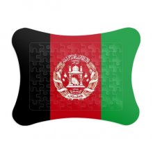 Afghanistan National Flag Asia Country Paper Card Puzzle Frame Jigsaw Game Home Decoration Gift