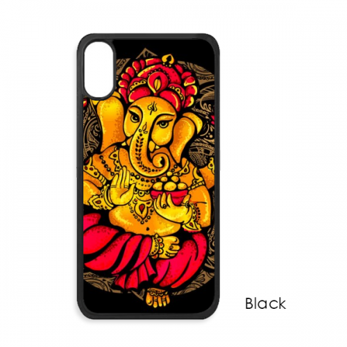 Buddhism Religion Buddhist Elephant for iPhone XS Max iPhonecase Cover Apple Phone Case