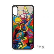 Abstract Color Elements Oil Painting iPhone X Cases iPhonecase Apple iPhone Cover Phone Case Gift
