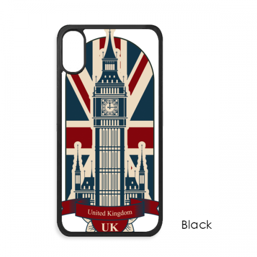 London Big Ben Union Jack United Kingdom UK Cute Cat iPhone X Cases iPhonecase Cover Case