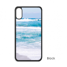 Ocean Water Beach Science Nature Picture iPhone X Cases iPhonecase Apple iPhone Cover Phone Case Gift