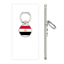 Egypt National Flag Africa Country Phone Ring Stand Holder Adjustable Loop Support