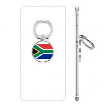 South Africa National Flag Africa Country Phone Ring Stand Holder Adjustable Loop Support