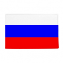 "Russia National Flag Europe Country Anti-slip Floor Mat Carpet Bathroom Living Room Kitchen Door 16""x30""Gift"
