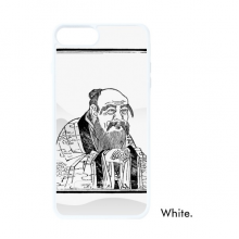 Dao Religion Lao Tzu China For iPhone 7/8 Plus Cases White Phonecase Apple Cover Case Gift