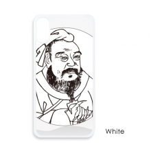 Dao Religion China Lao Tzu For iPhone X Cases White Phonecase Apple Cover Case Gift