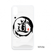 Dao Religion Character China For iPhone X Cases White Phonecase Apple Cover Case Gift