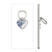 Abstract Shading Ink Watercolor Heart Cell Phone Ring Stand Holder Bracket Universal Support Gift