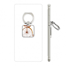 Old Fashioned Bicycle High Wheeler Britain Square Cell Phone Ring Stand Holder Bracket Universal Support Gift