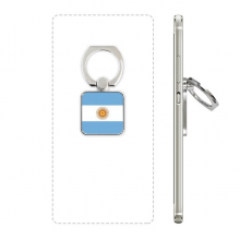 Argentina National Flag South America Country Square Cell Phone Ring Stand Holder Bracket Universal Support Gift