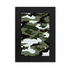 Camouflage Line Art Grain Illustration Pattern Desktop Photo Frame Picture Display Art Painting Exhibit