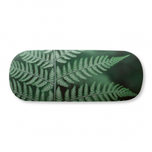 Leaf Plant Picture Nature Photography Glasses Case Eyeglasses Hard Shell Storage Spectacle Box