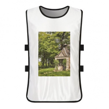 Green House Forestry Science Nature Scenery White Training Vest Jerseys Shirt Cloth