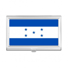 Honduras National Flag North America Country Business Card Holder Case Wallet