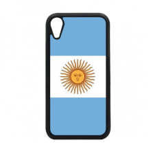 Argentina National Flag South America Country for iPhone XR Case for Apple Cover Phone Protection