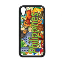 Camiguen Philippine Graffiti for iPhone XR iPhonecase Cover Apple Phone Case