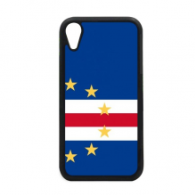 Cape Verde National Flag Africa Country for iPhone XR Case for Apple Cover Phone Protection