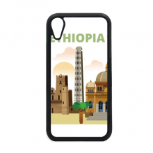 City Castle Ethiopia for iPhone XR iPhonecase Cover Apple Phone Case