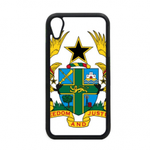 Ghana Africa National Emblem iPhone XR iPhonecase Cover Apple Phone Case