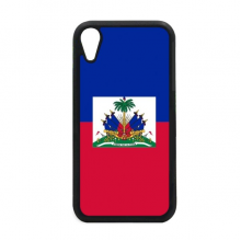 Haiti National Flag North America Country iPhone XR iPhonecase Cover Apple Phone Case