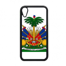 Haiti North America National Emblem iPhone XR iPhonecase Cover Apple Phone Case