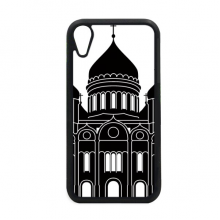 Moscow Cathedral Christ Russia iPhone XR iPhonecase Cover Apple Phone Case