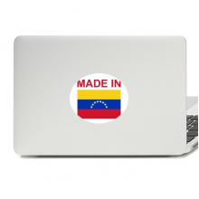 Made In Venezuela Country Love Vinyl Skin Laptop Sticker Notebook Decal
