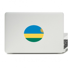 Rwanda National Flag Africa Country Vinyl Skin Laptop Sticker Notebook Decal