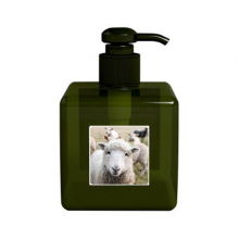 Terrestrial Organism Sheep Animal Picture Soap Lotion Liquid Dispenser Bottle Pump Home