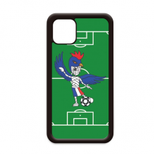 France Gallic Rooster Mummy Football for iPhone 12 Pro Max Cover for Apple mini Mobile Case Shell