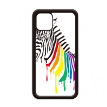 Pinto LGBT Rainbow Color Pattern for iPhone 12 Pro Max Cover for Apple mini Mobile Case Shell