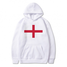 England National Flag Europe Country Sweatshirt Pullover Hoodie Sweater Sport