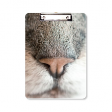 Animal Local Photograph Picture Clipboard Folder Writing Pad Backing Plate A4