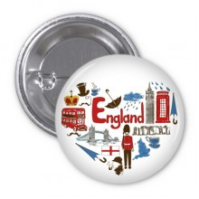 UK England Badge