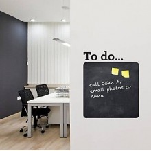 To Do Chalkboard Decal Sticker Home Decoration